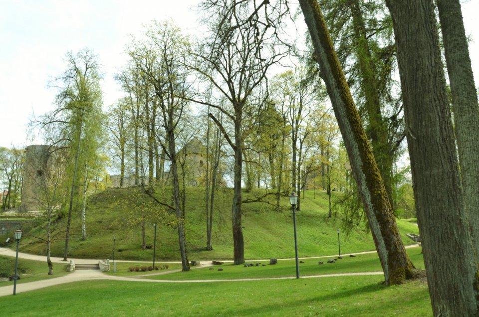 Riekstu (Nuts) hill