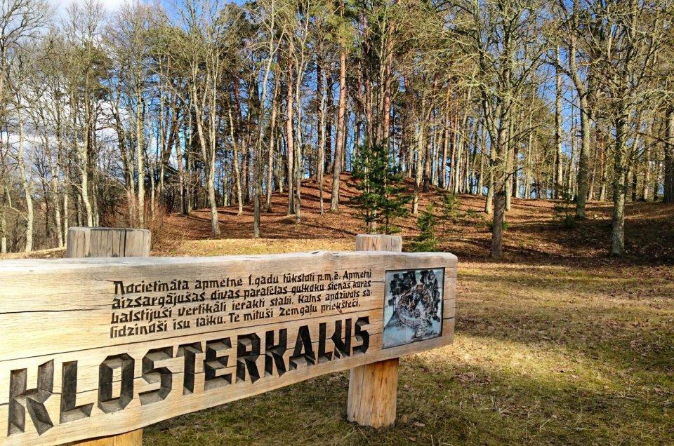 Klosterkalns