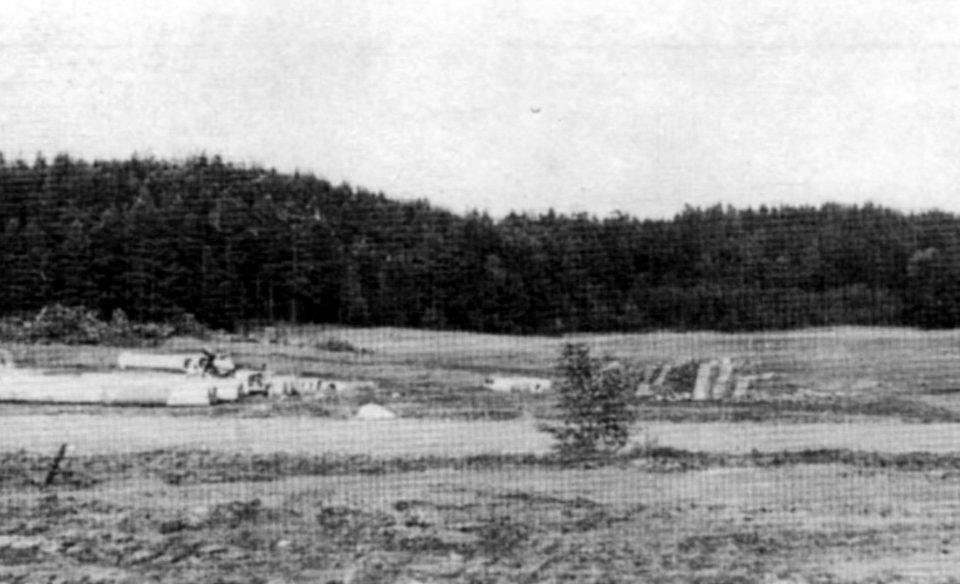 Jukumu Grumuškas kalns – pilskalns II