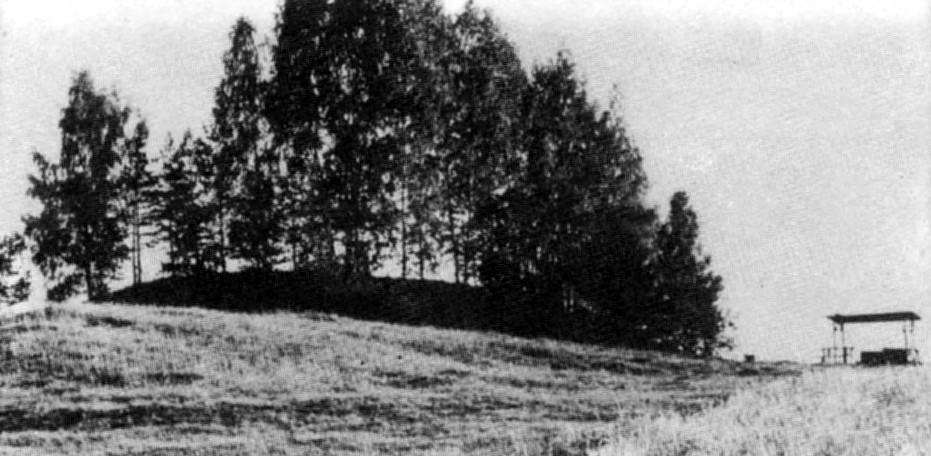 Rubuļu pilskalns